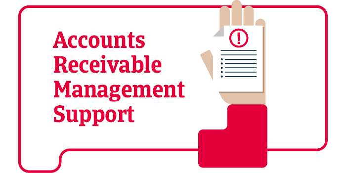 Accounts Receivable Management Support