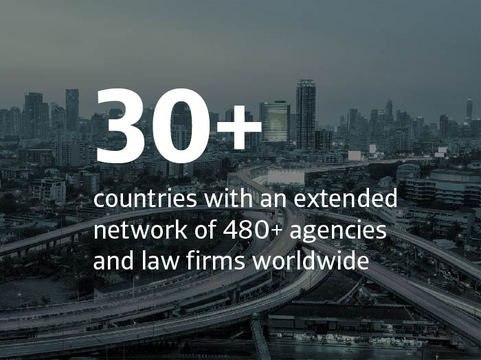 atradius collections is present in more than 30 countries