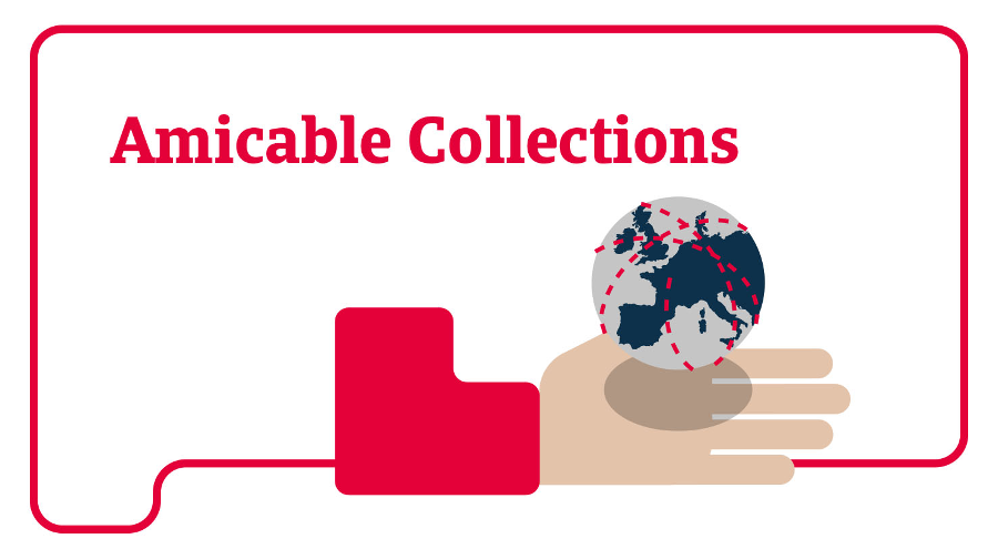 amicable collections