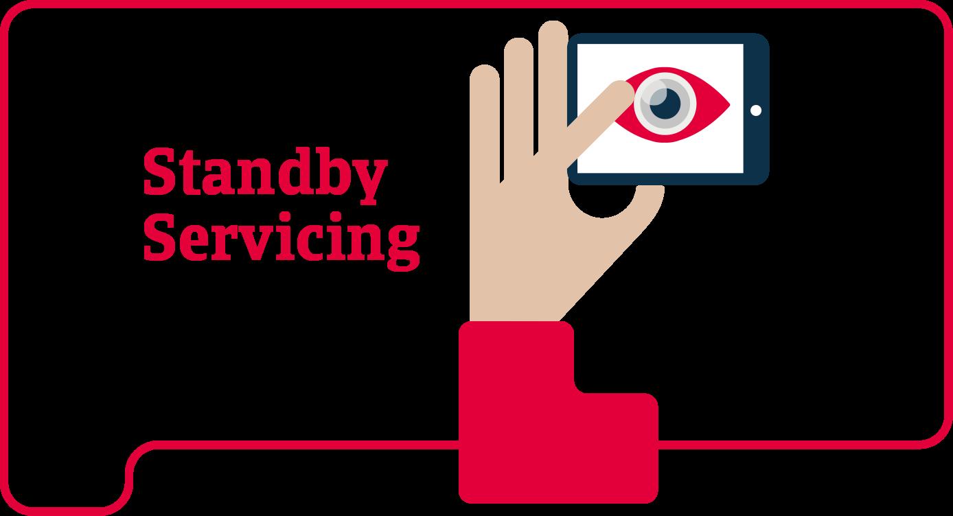 Servicio standby