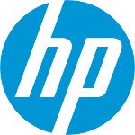 HP Inc Logo (full color)