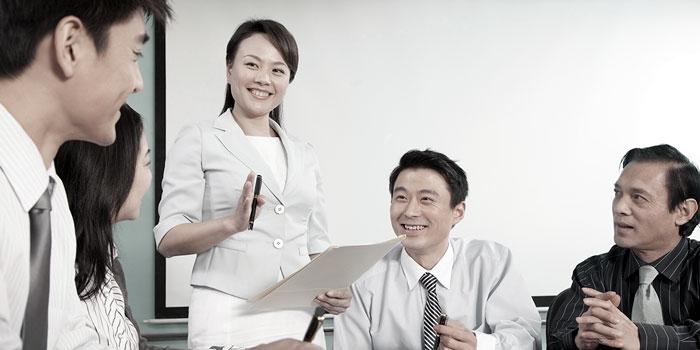 Asian business team | Atradius