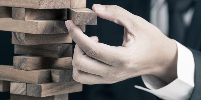 Balancing blocks | Atradius