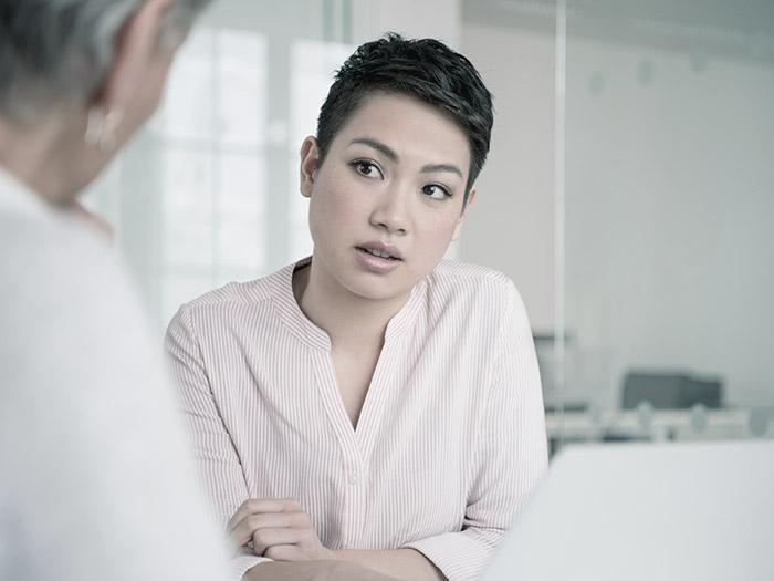 Asian office worker   Atradius